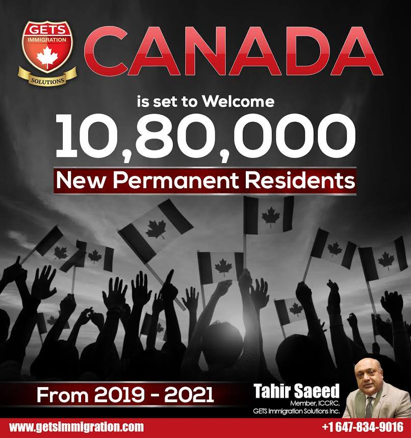 Canada Is Inviting A Million Immigrants This Year!